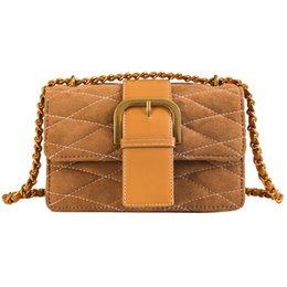 $enCountryForm.capitalKeyWord Canada - ICEV chain crossbody bags for women new scrub shoulder clutch retro wild messenger bag personality ladies small square handbags
