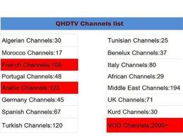 Iptv Arabic Channels Online Shopping | Iptv Arabic Channels
