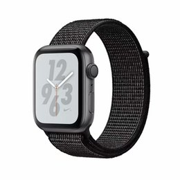 China For Apple Watch iWatch Band 42mm 38mm Nylon Soft Breathable Sport Loop Adjustable Closure Wrist Strap for Apple Watch Series4 3 2 1 40mm 44m suppliers