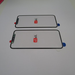 $enCountryForm.capitalKeyWord Australia - 5.8 inch OLED Front Panel Glass For iPhone X Cracked LCD Screen Fix By Jiutu OCA Repair Machines