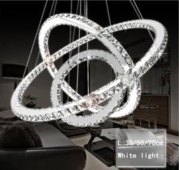 Discount modern ceiling lights for living room - Modern LED Crystal Chandelier Lights Lamp For Living Room Cristal Lustre Chandeliers Lighting Pendant Hanging Ceiling Fi