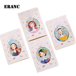 China Creative Cartoon Notebook Diary Cute Kawaii Notebook blank Drawing Planner Notepads School Stationery Note book Office Supplies cheap kawaii stationery notebook suppliers