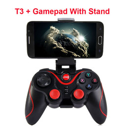 Xbox Controller Wireless For Pc NZ - 2019 Hot Terios T-3 T3 Android Wireless Bluetooth Gamepad Gaming Remote Controller Joystick BT 3.0 for Android Smartphone Tablet PC TV Box