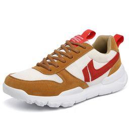 1d1018b8f5643 37-47 Super Light Men Non-slip Comfortable Footwear Breathable Men Sneakers  Bounce Mesh Summer Shoes Outdoor Athletic shoes Training shoes