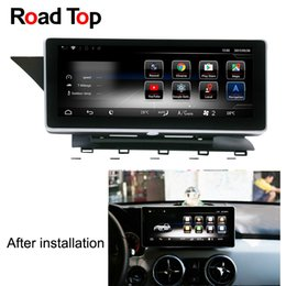 "$enCountryForm.capitalKeyWord NZ - 4G RAM 10.25"" Android display for Mercedes Benz GLK X204 Car 2013 to 2015 GPS Navigation radio stereo dash multimedia player"