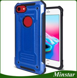 Wholesale boost phones online shopping - For Alcatel Revvl Plus Samsung J3 Achieve J337 J7 Refine J737 Rugged Hybrid Cheap Phone Case Black Cover Boost Mobile Metropcs