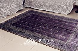 Mingxin 6u0027x8.5u0027u0027 Vantage Turkish Silk Carpets Purple Bedroom Carpet Persian  Silk Rug