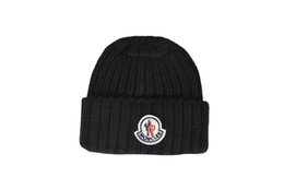 Skull tieS online shopping - Embroidery Winter Hat Men Cap Women s Warm Casual Knitted Hat Female Hip Hop Caps For Boys Soft Acrylic Skullies Beanies