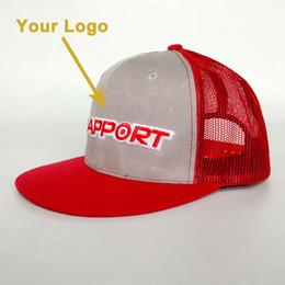 c95304cab65 mesh back curved visor adult sun cap sizable outdoor golf trucker hat  snapback closer custom baseball hats custom cap