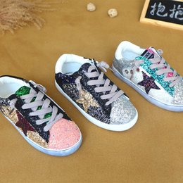 $enCountryForm.capitalKeyWord Australia - Baby Kids Shoes Fashion Children Sneakers Boys Girls Cute Colorful Sequins Stars Leisure Shoes Kids Running Sport Shoes Baby Christmas Gifts