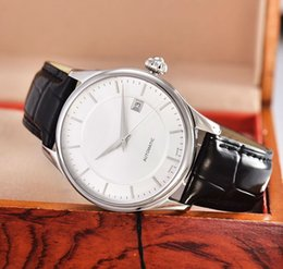 Discount swiss automatic man watches - men watch luxury phil Watch 40mm call 8215 swiss mechanical Movement women YG factory Wristwatches Waterproof