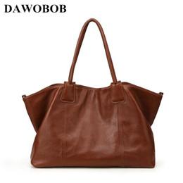 ladies big hand bags 2019 - Ladies Big Hand Bags Famous Brand Bags Handbags Women Fashion Black Genuine Leather Pochette Shoulder Bag Women Large ch