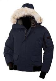 $enCountryForm.capitalKeyWord UK - Parka Jackets For Men bomber Jacket Real Fur Hooded Winter Short Coats Puffer Outdoor Blazer Thick overcoat 8 Colors