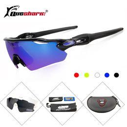 Compre QUESHARK Ultraleve 3 Lente Polarizada Ciclismo Eyewear Óculos De  Corrida Ao Ar Livre MTB Bicicleta Óculos De Lente Vermelha Uv400 Bicicleta  Óculos De ... 5cf057022a