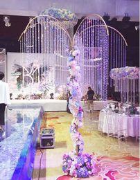 Wedding tree centerpieces nz buy new wedding tree centerpieces wedding tree centerpieces nz wedding props 85feet high crystal garland strands manzanita tree road junglespirit Images