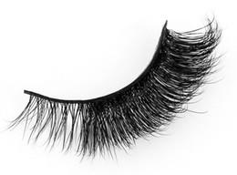 $enCountryForm.capitalKeyWord UK - MA12 3D mink eyelashes Women Makeup 100% Real Mink Thick 3D False Eyelashes Popular Messy Nature Eye Lashes Black Handmade Lashes Extension