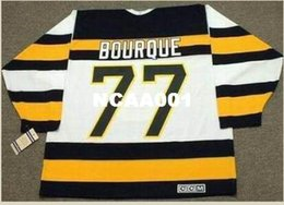 c2e96e1ef ... mens 77 raymond bourque boston bruins 1992 ccm vintage throwback away  hockey jersey or custom any