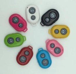 Großhandel Direktversand Bluetooth Remote-Fotokamera-Steuerung Drahtloser Selbstauslöser für iPhone6 6 Iphone 4 5s 6 Galaxy s6 edgae