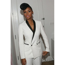 $enCountryForm.capitalKeyWord Canada - Pants suit Formal White Women Pant Suits New Spring Winter Ladies Office Uniform Style Elegant Work Clothes Womens Trouser Suits