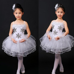 Kids Sequined white Swan Lake Ballet dance dress Professional Tutu dress costumes Girls Stage wear Party Ballet Dancing dress  sc 1 st  DHgate.com & Swan Costume Kids Australia | New Featured Swan Costume Kids at Best ...