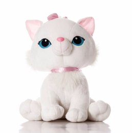 cute puppets UK - gifts cute cat plush toys couple dolls dolls