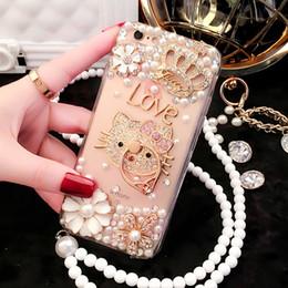 $enCountryForm.capitalKeyWord NZ - Women Girl Bling Glitter Diamond Phone Case+Crystal Rhinestone Cases Cover For Motorola Moto Z C G2 G3 G4 G5 Plus z2 play E3 E4