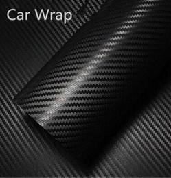 $enCountryForm.capitalKeyWord NZ - Car Vinyl Film Wrap 3D Carbon Fiber Vehicle Interior Exterior Decoration Black 127*10 cm 20cm 30cm Car Stickers