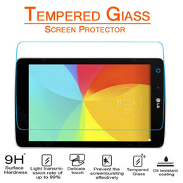 lg g pad screen NZ -  Tempered Glass Screen Protector Guard Film For LG G Pad 8.0 V480 V490 8