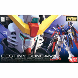 Discount bx - 1PCS RG 11 1 144 ZGMF-X42S Gundam Mobile Suit Assembly Model Kits bx toys free shipping