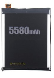 China Original New Doogee S60 Battery 5580mAh Polymer Li-ion 3.8V Batteries For Doogee S60 Phone BAT17M15580 supplier polymer li ion suppliers