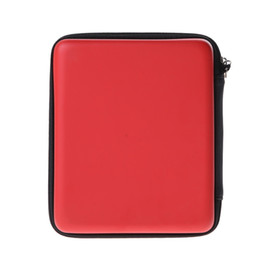 Flash phone covers online shopping - High Quality Red Anti Shock EVA Protective Storage Case Cover Bag with Strap for Nintendo DS Console for HDD Phone USB Flash