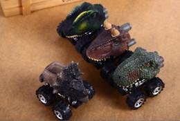 $enCountryForm.capitalKeyWord Australia - Pull Back Dragon Car Cute Dinosaur Toy Car Dinosaur Models Mini Toy Cars 7*5*6cm Gift for Kids DHL FREE