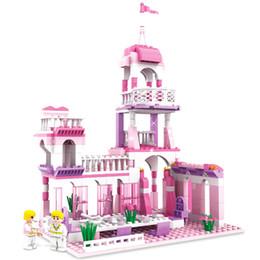 $enCountryForm.capitalKeyWord Canada - 254Pcs Building Blocks Princess Castle Figures Friends Bricks Set Model Compatible With Gifts Assembled Toys For Children Girl
