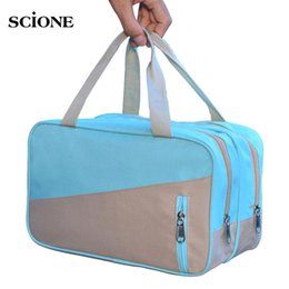 Waterproof Beach Swimming Bag Dry and Wet Sports Beach Pool Bags Swimsuit  Swimwear Nylon Men Storage Travel Gym Bags XA215-1WA d06cadb17d009