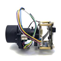 Motorized caMeras online shopping - SIP E290DML WDR mp IMX290 D mm Motorized Zoom lens IP Camera Module P Onvif CCTV PCB Main Board