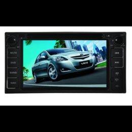 Venta al por mayor de Android 8.1 Reproductor de DVD para automóvil para navegación gps para automóvil Pantalla HD 10.1 pulgadas