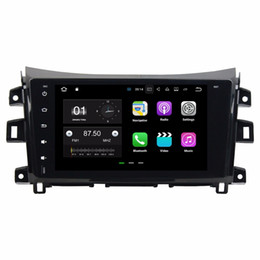 "cd player with fm radio 2020 - 2GB RAM 2 din 9"" Android 7.1 Car Radio GPS Multimedia Head Unit Car DVD for Nissan Navara 2016 With Bluetooth WIFI"