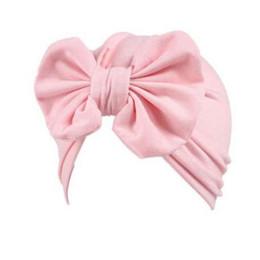 Bambini Neonate cappelli bambino Boho Hat Beanie Sciarpa Turbina Testa Wrap Cap neonato fotografia puntelli berretto a maglia barba