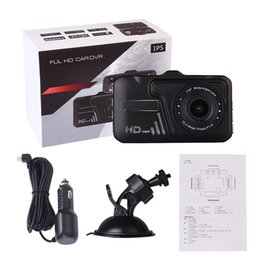 Dvr NZ - Wholesaler 3.0inch IPS Screen CT527 Car Vehicle DVR Camera Recorder HD1080P Cars Recorder support TF card