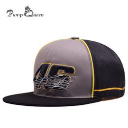 Moto Gp Rossi Vr46 Snapback Caps Gorras Planas Hip Hop Hats For Men Women  Racing Baseball Cap Bones Skateboard skateboard snapback hats on sale c64074ce26f
