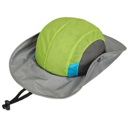 0c4ea0f95f4ed Outdoor Sports Quick-drying Basin Caps Sunshade Fisherman Hat Fishing Hat  Climbing Caps Unisex Uv Protection