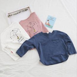 $enCountryForm.capitalKeyWord Australia - 2018 best selling girls boys full sleeve t-shirt cotton autumn spring kids top 2-7t HA360