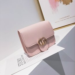 1b8ef72157 2018 New Fashion The Chain Shoulder Bag Children Diagonal Girl Girl  Princess Bag Sequin Small Party Bag