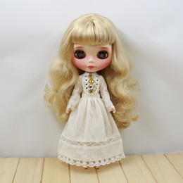 Pvc outfits dresses online shopping - blythe factory Outfits for Blyth doll one piece dress with diamond for JOINT body the beautiful dressing licca pullip icy jerryberry