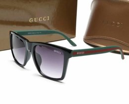 Navio livre moda marca De Luxo evidência óculos de sol retro dos homens do vintage designer de marca brilhante moldura de ouro logotipo do laser das mulheres de alta qualidade com 4385