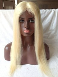 $enCountryForm.capitalKeyWord Australia - Brazilian Hair Blonde Full Lace Wigs Glueless Lace Front Wig Human Hair Wigs For Black Women