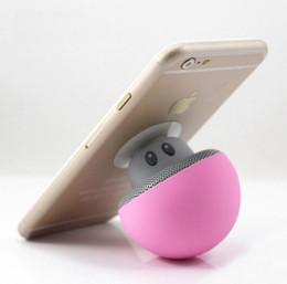$enCountryForm.capitalKeyWord Australia - Mushroom Bluetooth Speaker Car Speakers with Sucker Mini Portable Wireless Handsfree Subwoofer Hot Sale