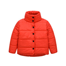 23ee71701 2-9 Year Baby Boys Girls Winter Coat Toddler Down Children Clothing Parkas  Jacket Kids Next Autumn Outerwear Casual Casaco Coats