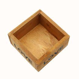 $enCountryForm.capitalKeyWord UK - Classic Style 1 (10 * 10 * 5cm) Hot Treasure Chest Old Vintage Wood Love Jewelry Antique Storage Box Cosmetics