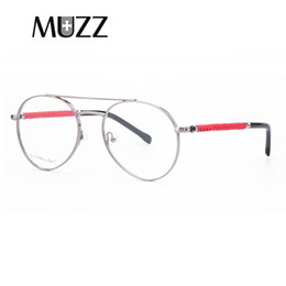 ec7b0a925cbb 2019 Men Metal Eyeglasses Frame Brand Prescription Glasses Frames Alloy Glasses  Frame Korean Designer Women Myopia Optical Eye